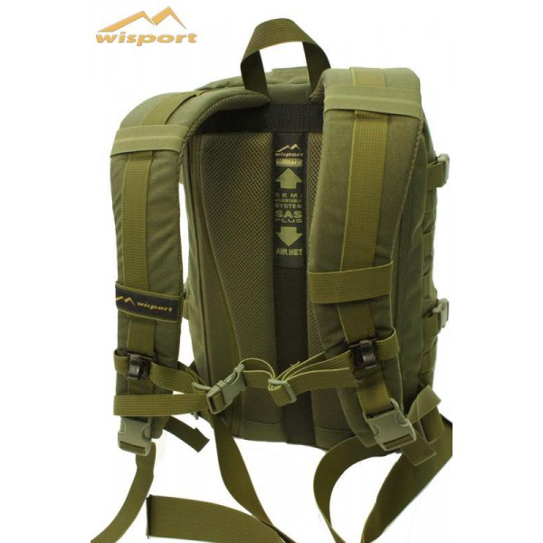Vojenský batoh Wisport Sparrow 30 853bcd73a5