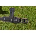 Úsťová brzda MB1 pro AK-47, ráže 7,62, Mündungsbremse